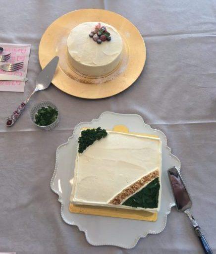 ケーキイッチ冬のおもてなしレッスン開催致しました