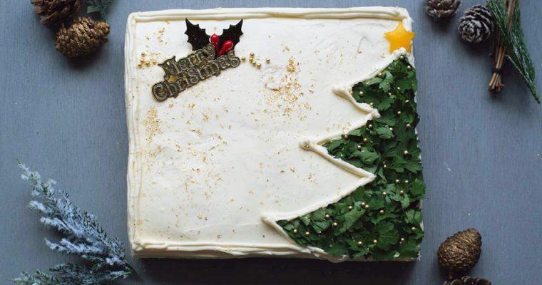 クリスマスケーキイッチレッスン開催いたします。