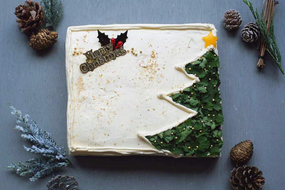 クリスマスケーキイッチレッスン